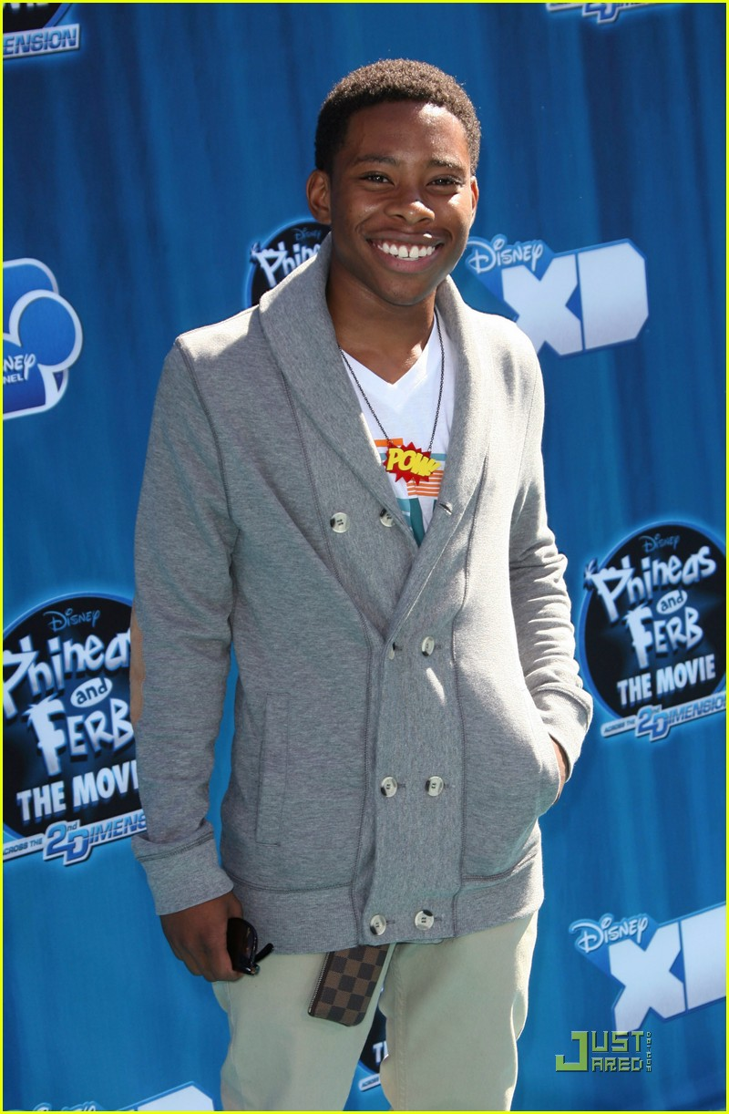 china mcclain phineas ferb 07