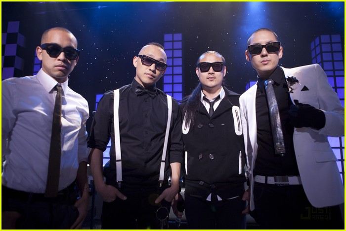 far east movement so random 01