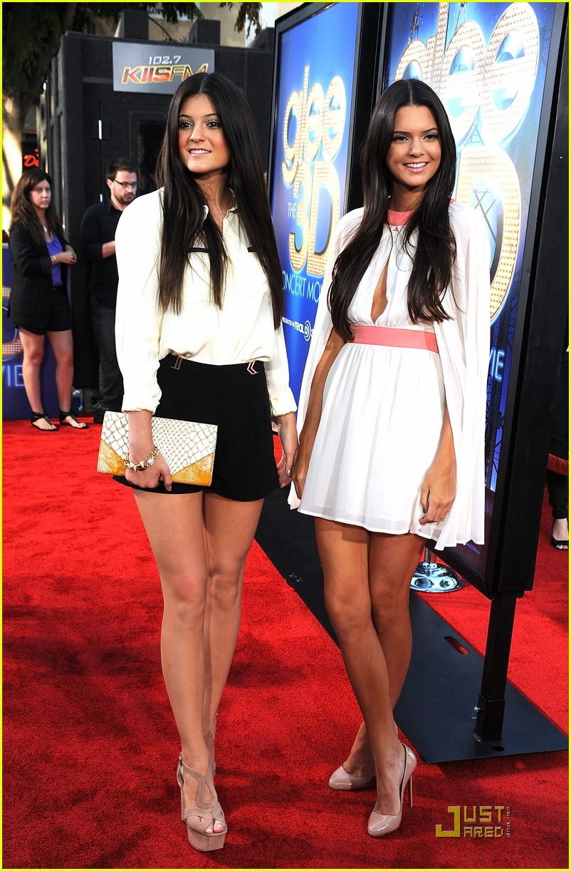 kylie kendall jenner glee tcas 09