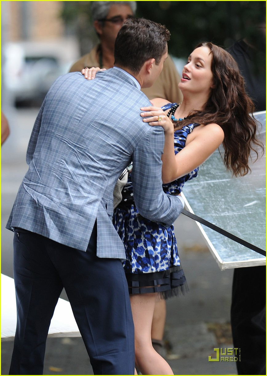 leighton meester gg set 09