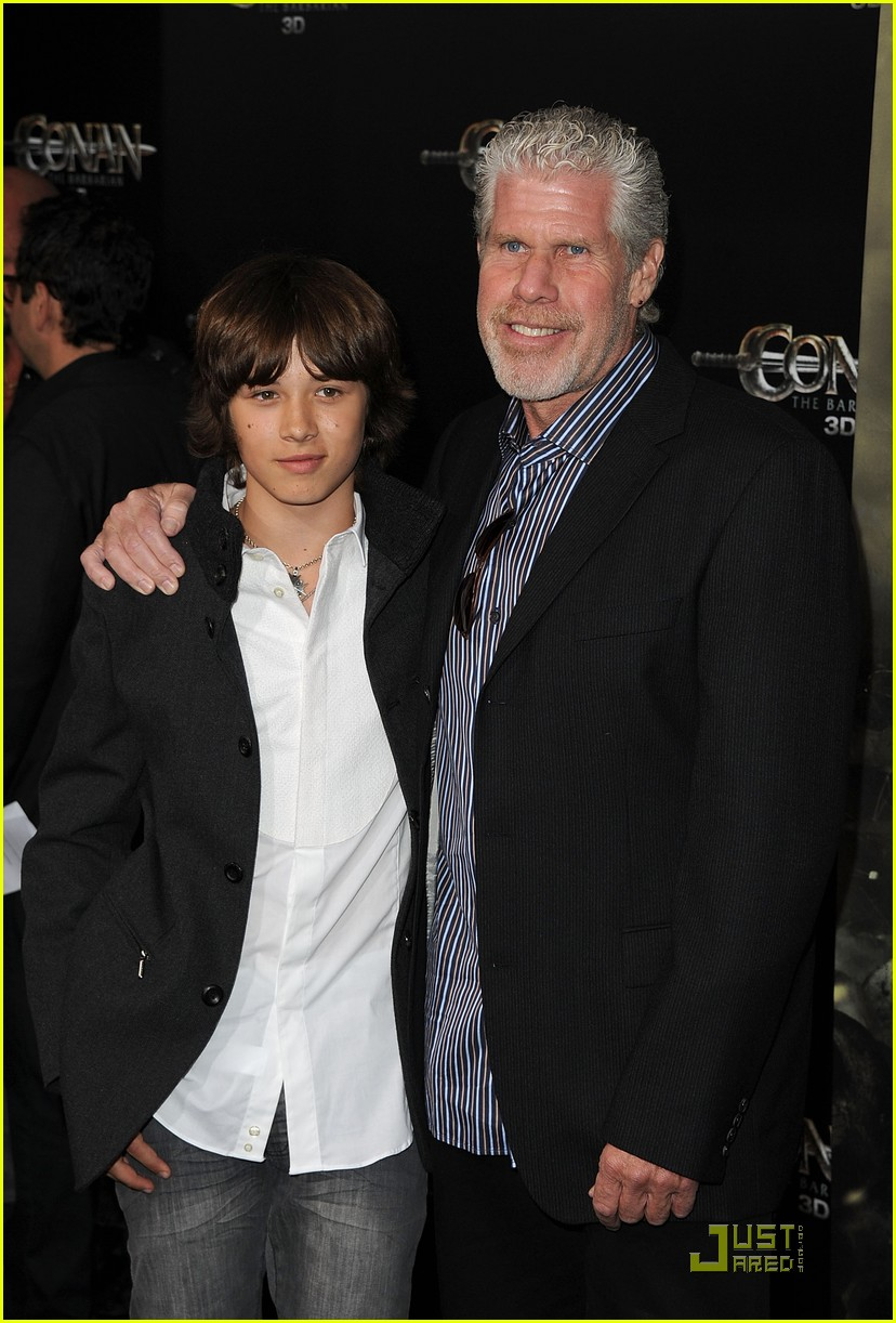 leo howard conan premiere 08