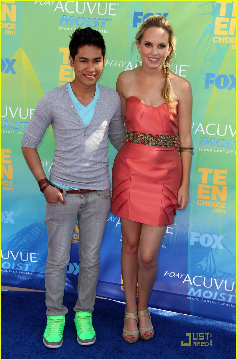 sterling knight meaghan martin tcas 02