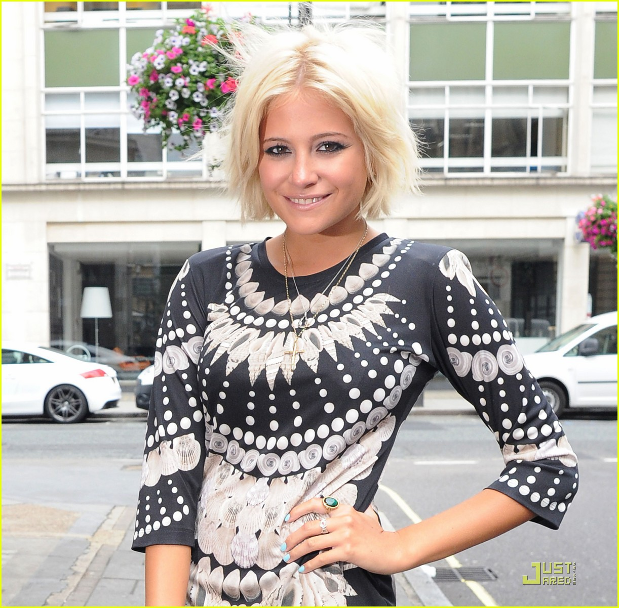 pixie lott teen awards launch 09