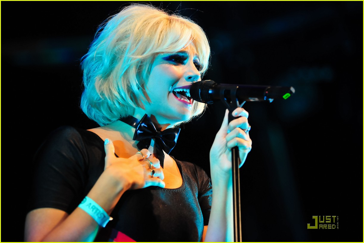 pixie lott manchester live 06
