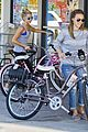Tisdale-duff ashley tisdale haylie duff bikes 17