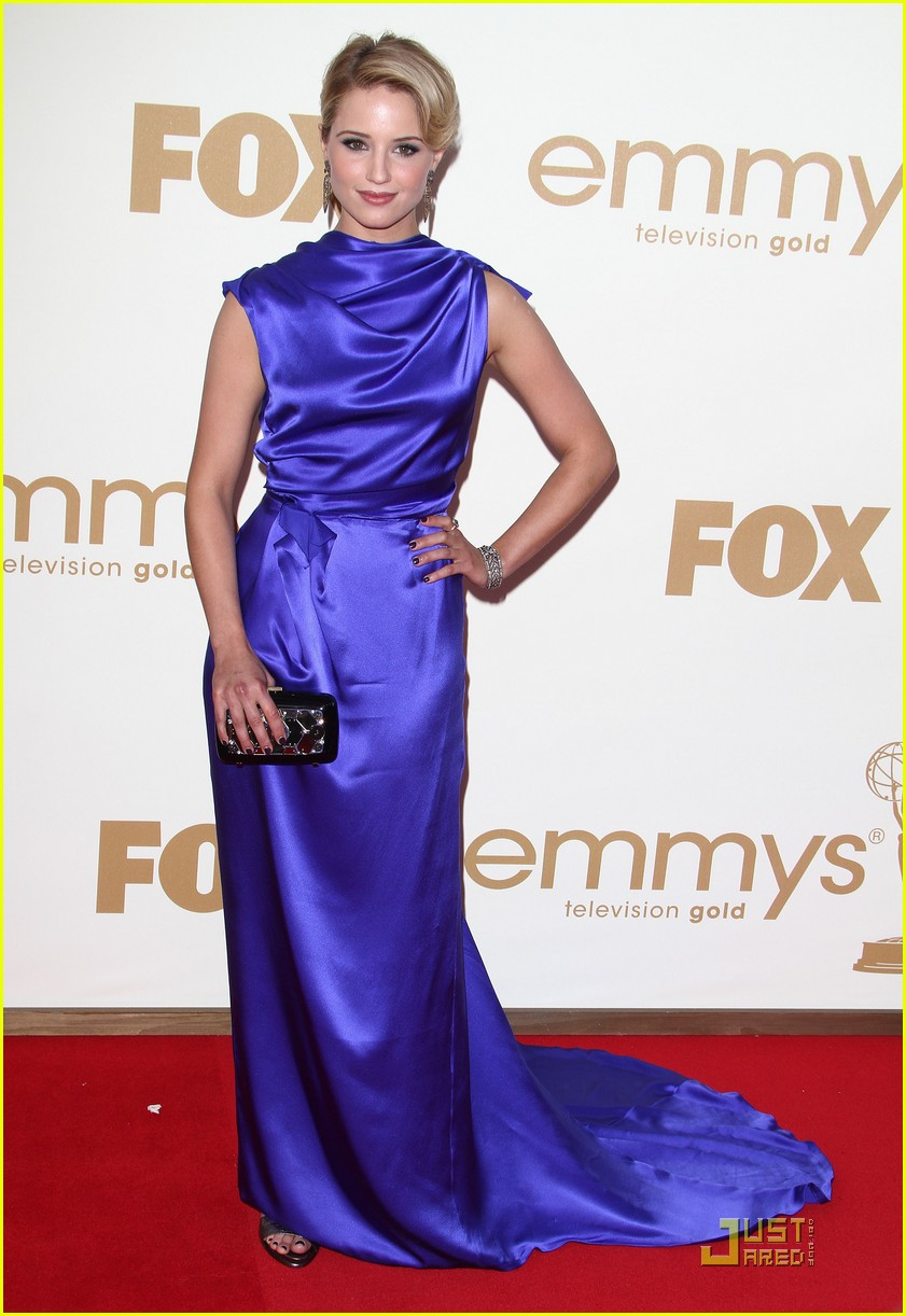dianna agron emmy awards 10