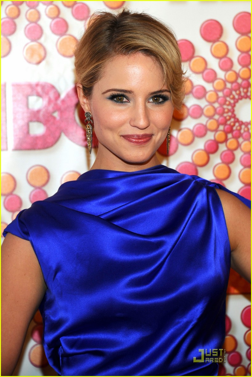 dianna agron emmy awards 11