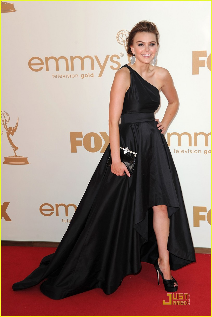 aimee teegarden emmy awards 07