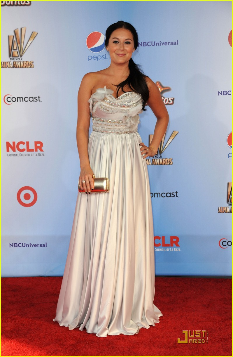 alexa vega alma awards 01