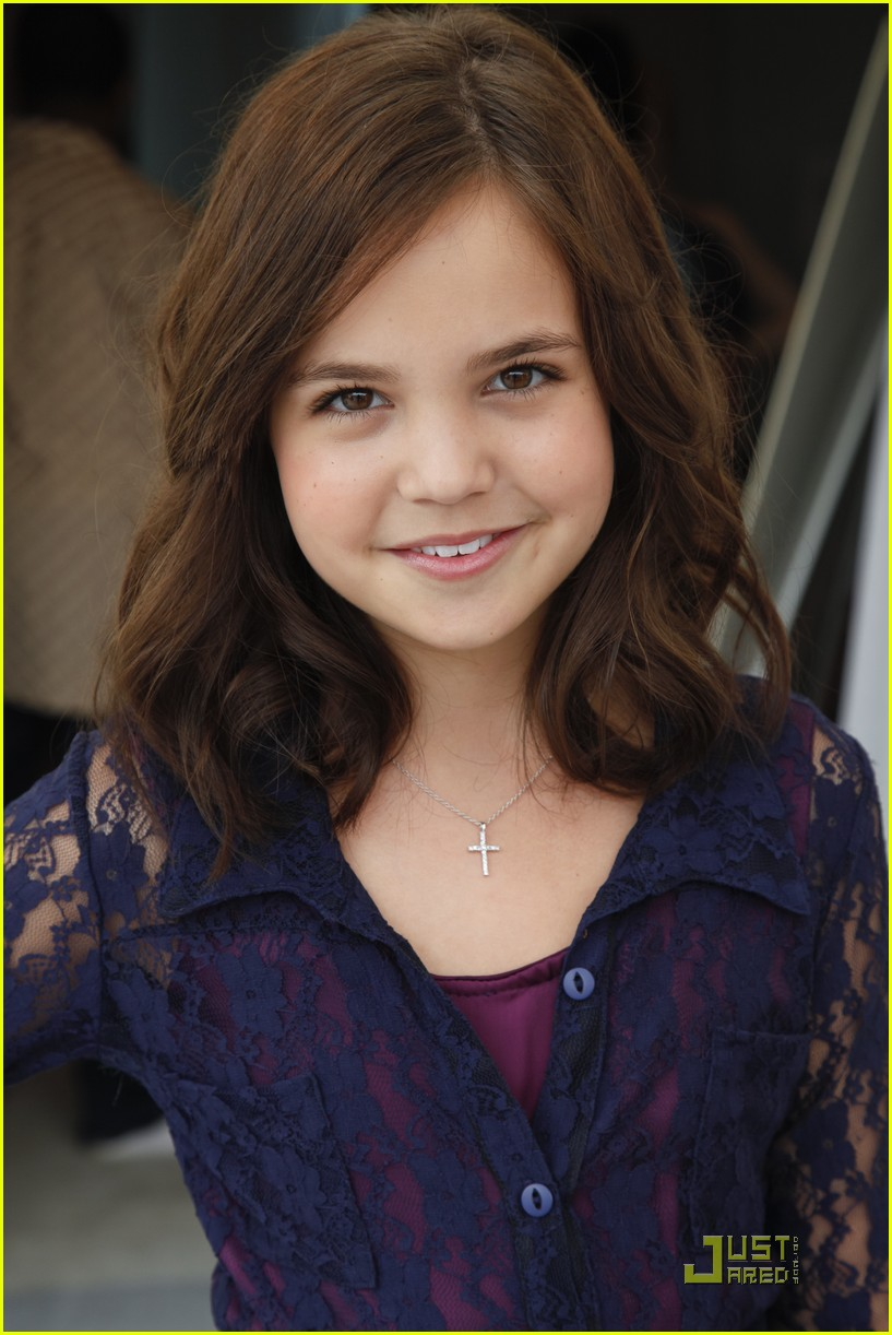 bailee madison height weight