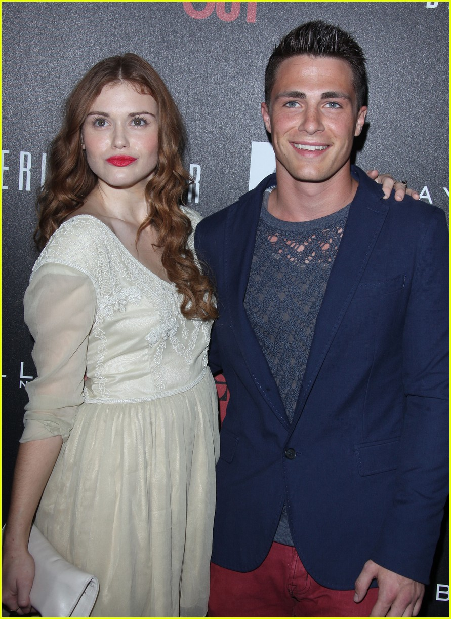 colton haynes holland fno 05