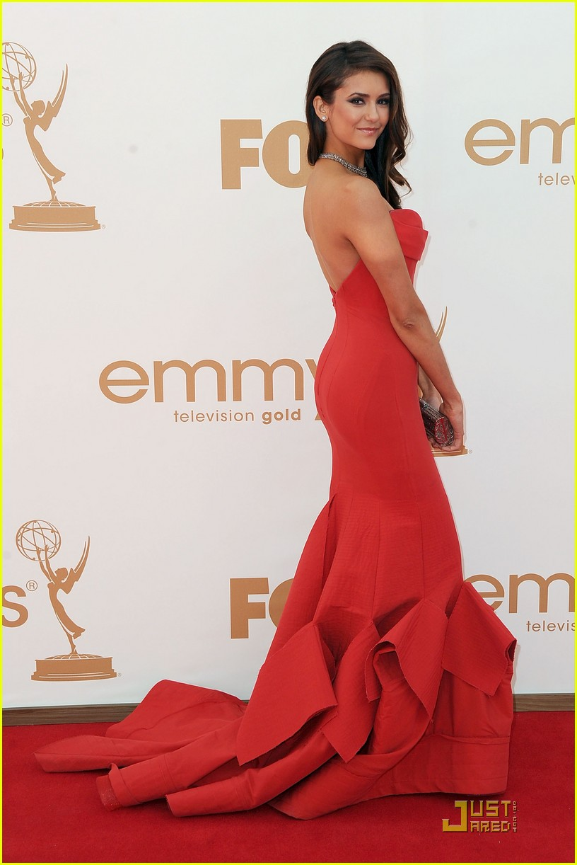 nina dobrev emmy awards 16