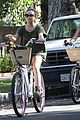 Hudgens-bike vanessa hudgens bike ride 03