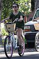Hudgens-bike vanessa hudgens bike ride 14