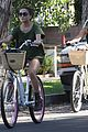 Hudgens-bike vanessa hudgens bike ride 15