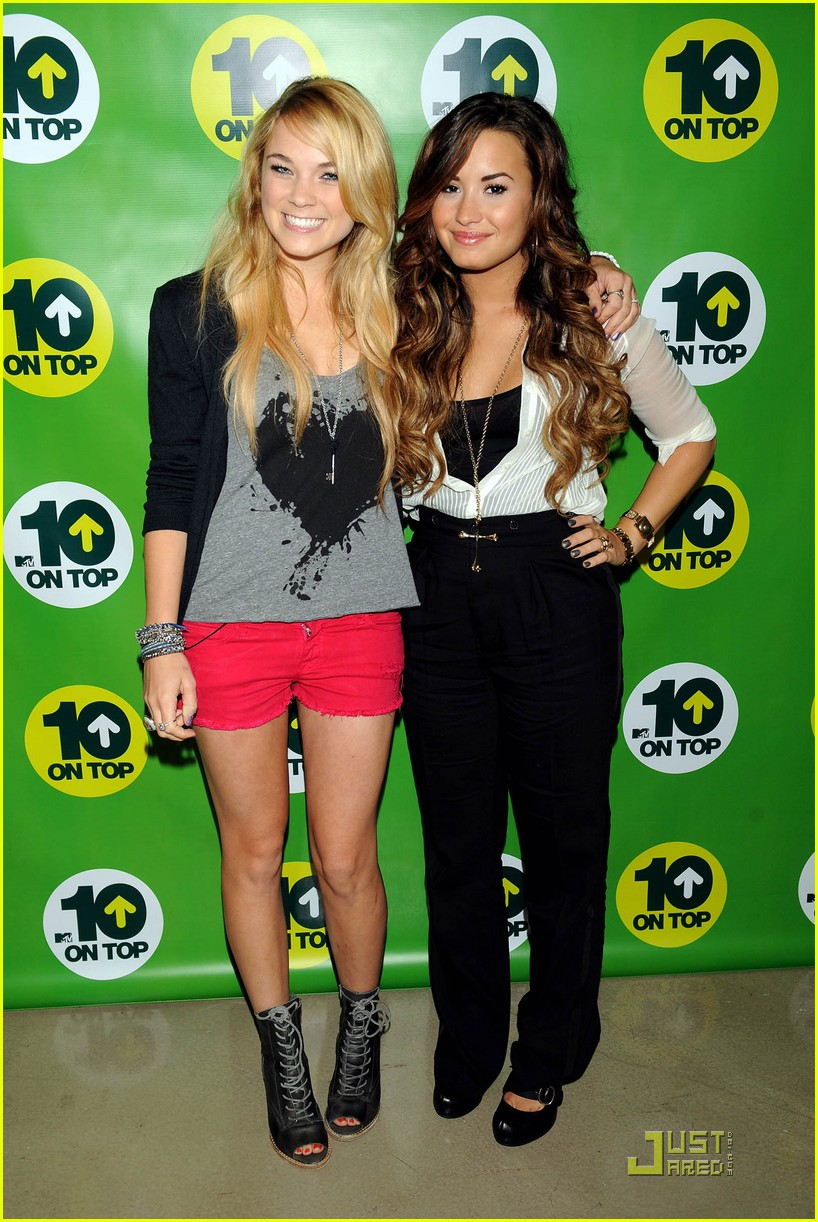 demi lovato mtv on 10 03