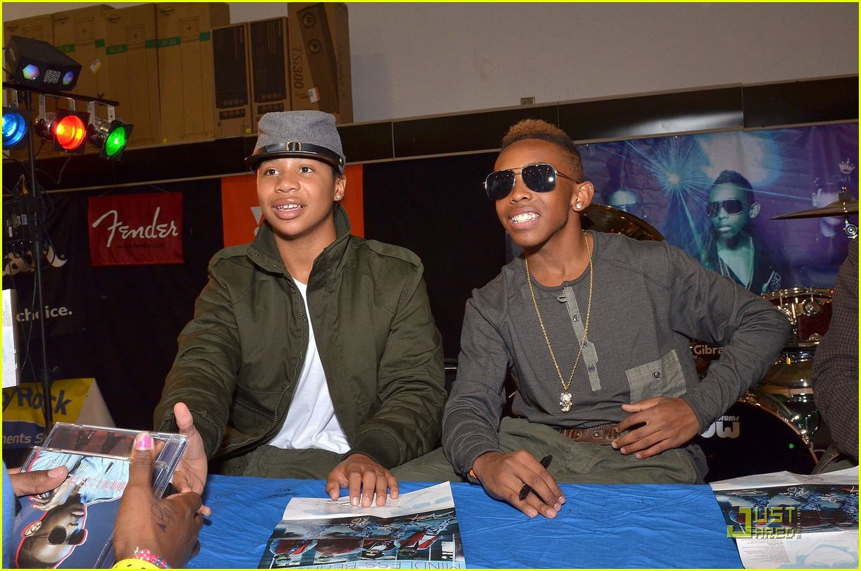 mindless behavior philly 16