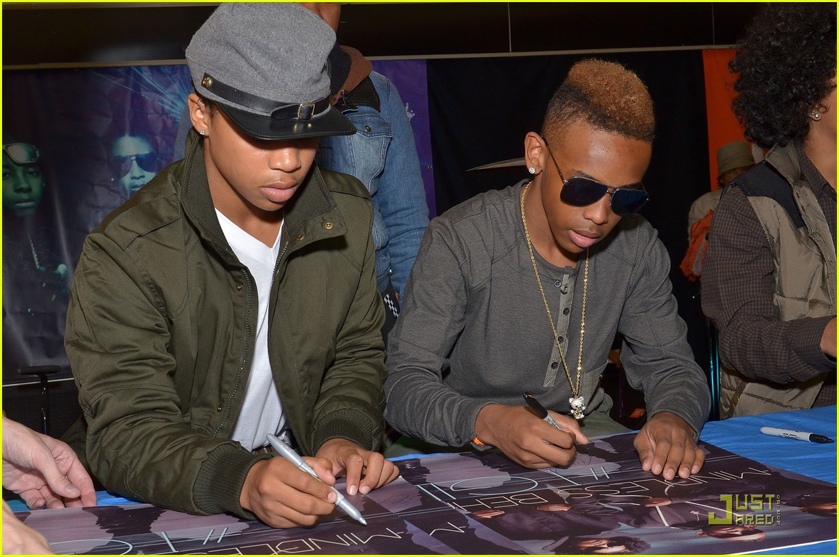 mindless behavior philly 19