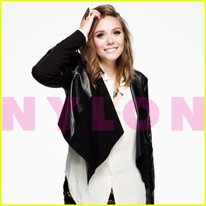 elizabeth olsen nylon october 06