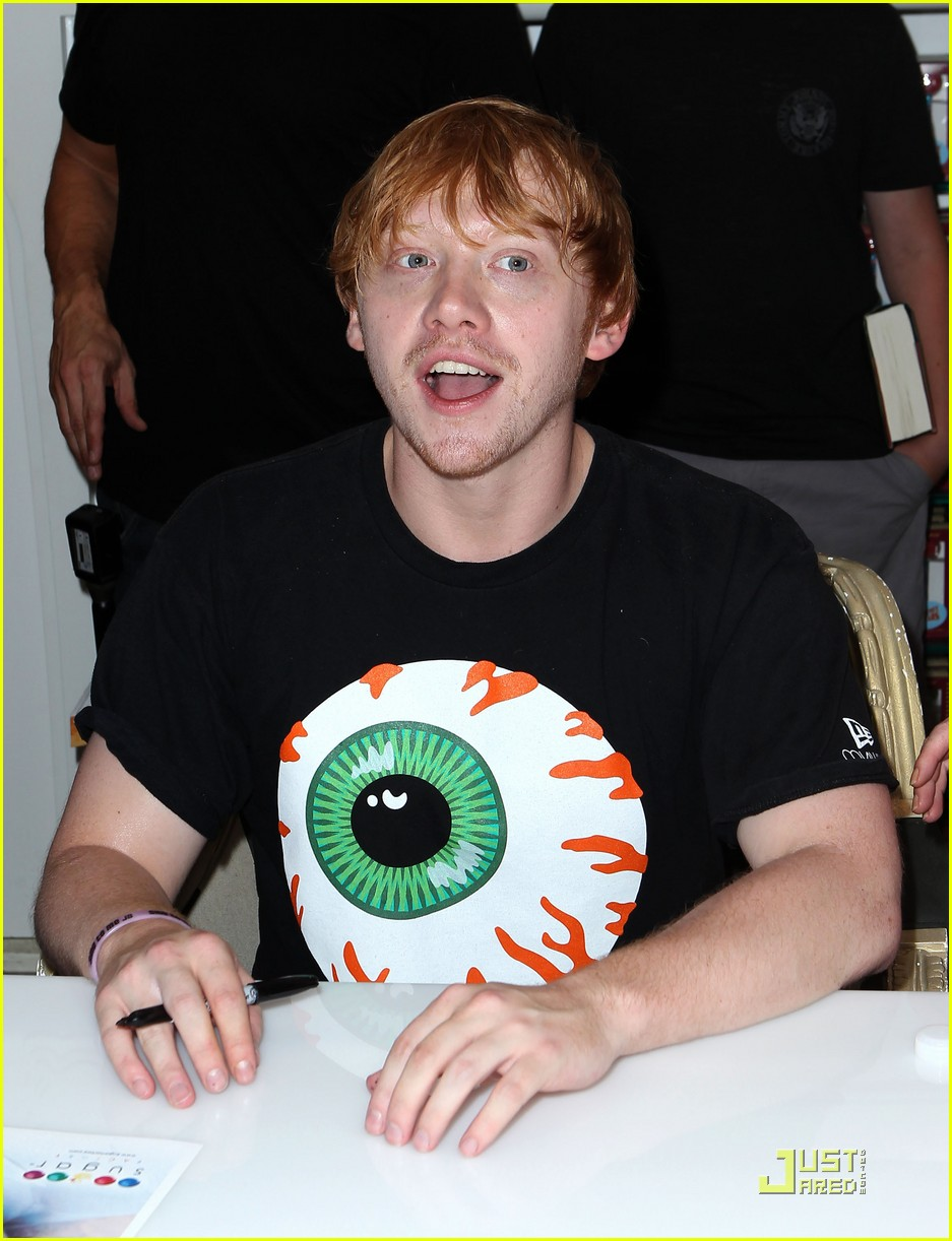 rupert grint paris meet greet 14