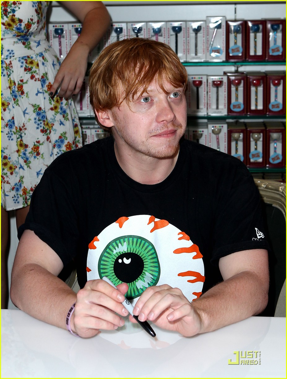 rupert grint paris meet greet 17