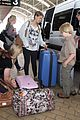 Bindi-airport bindi irwin sydney airport 07
