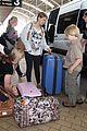Bindi-airport bindi irwin sydney airport 07