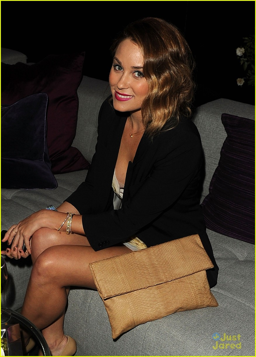 lauren conrad autumn party 19