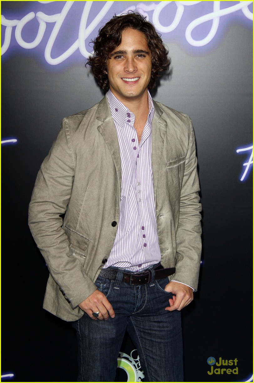 diego boneta footloose premiere 03