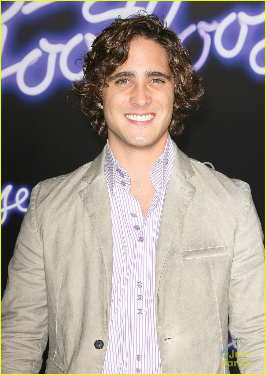 diego boneta footloose premiere 08