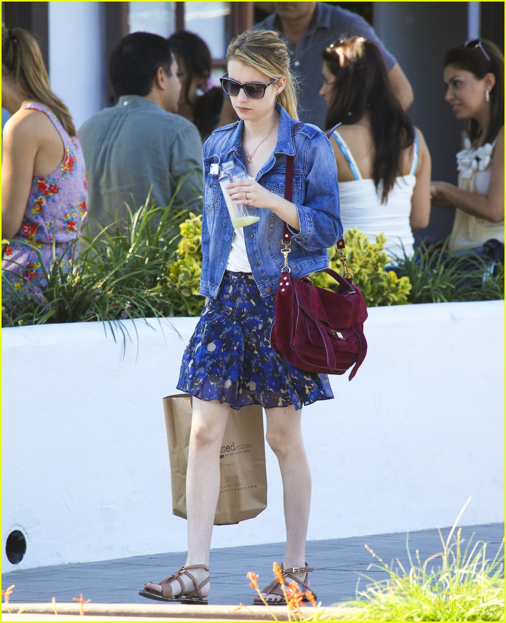emma roberts grocery shop 10