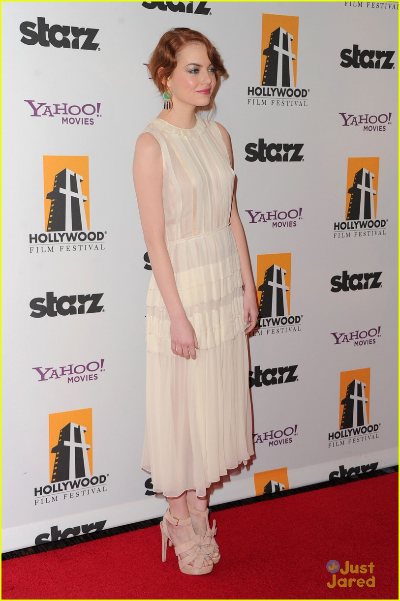 emma stone hollywood film awards 15