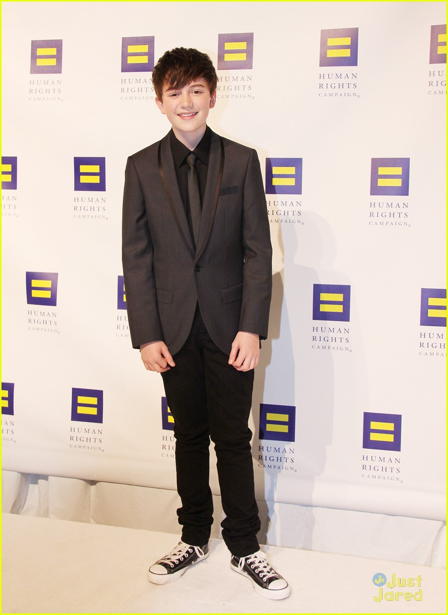 greyson chance human rights 12