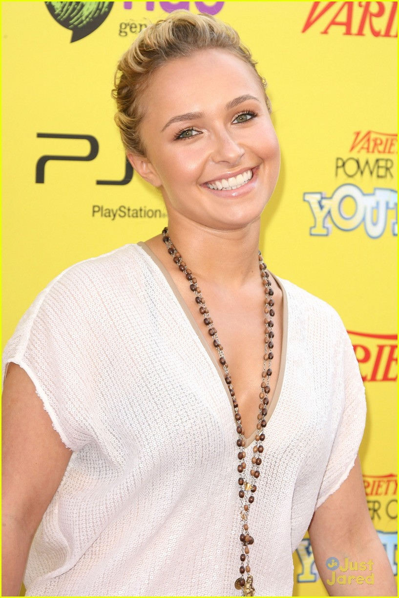 hayden panettiere power youth 27