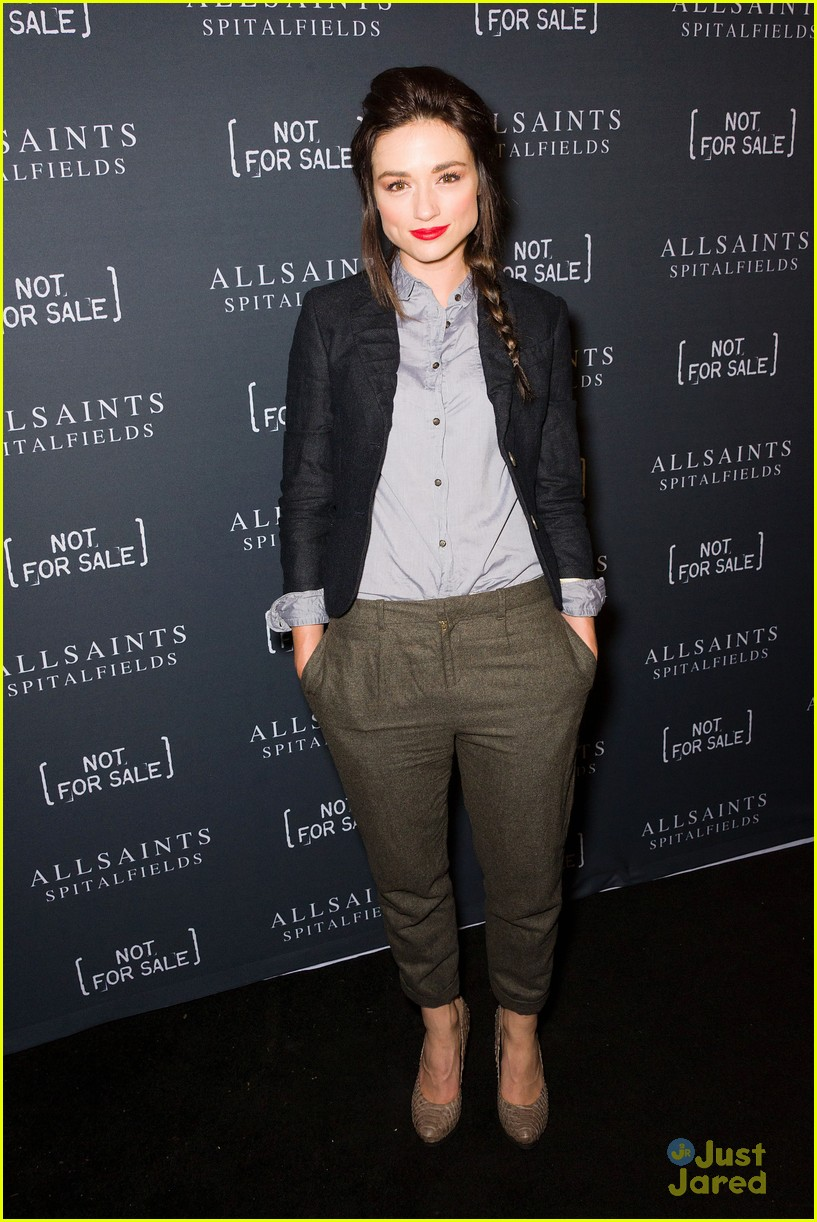crystal reed holland roden camp allsaints 13