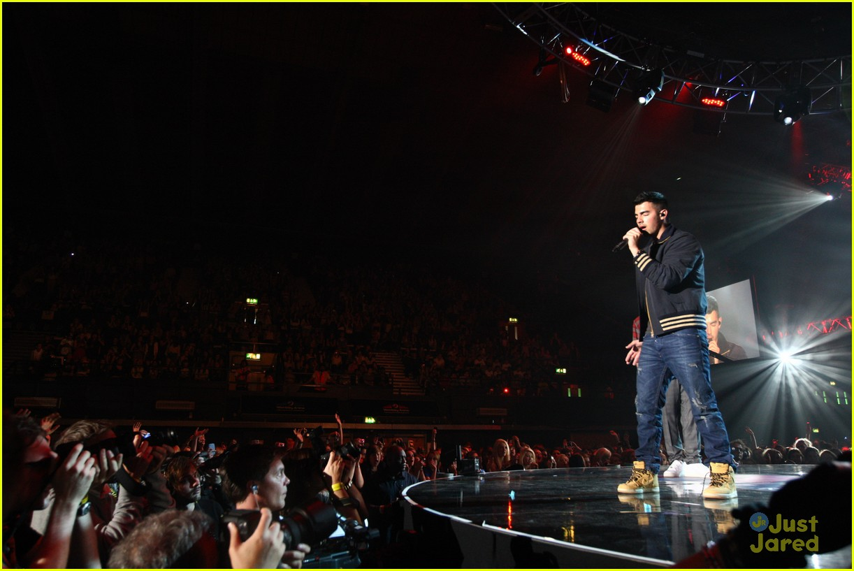 joe jonas bbc teen awards 10