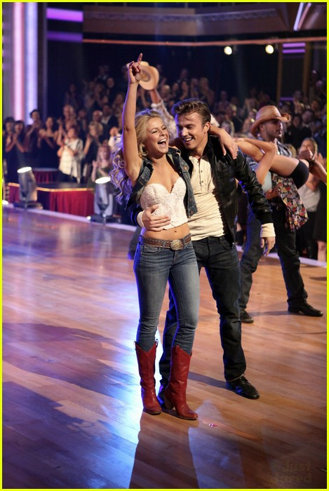 julianne hough dwts return 05