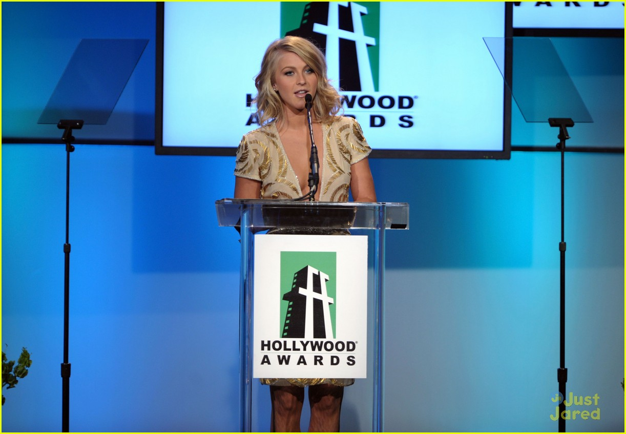 julianne hough hollywood film awards 02