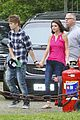 Justin-selena selena gomez justin bieber helicopter brazil 20