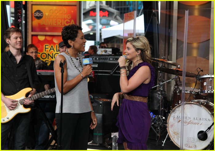 lauren alaina good morning america 01