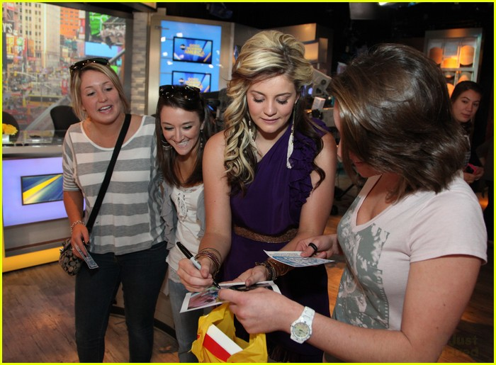 lauren alaina good morning america 04