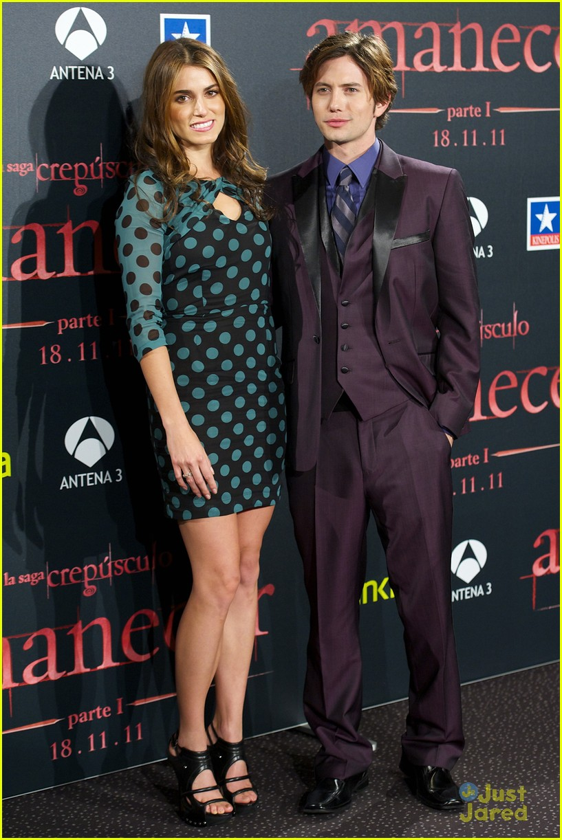 nikki reed rathbone spain premiere 25