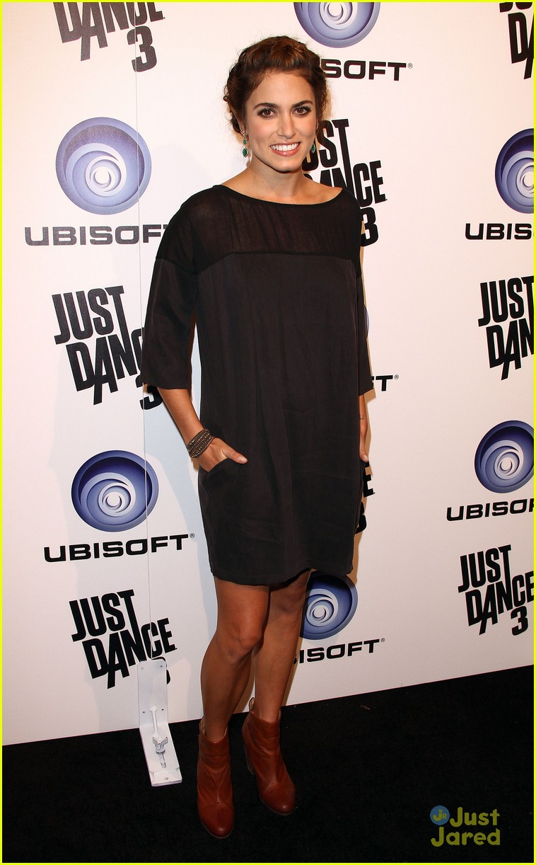 nikki reed just dance paul 08