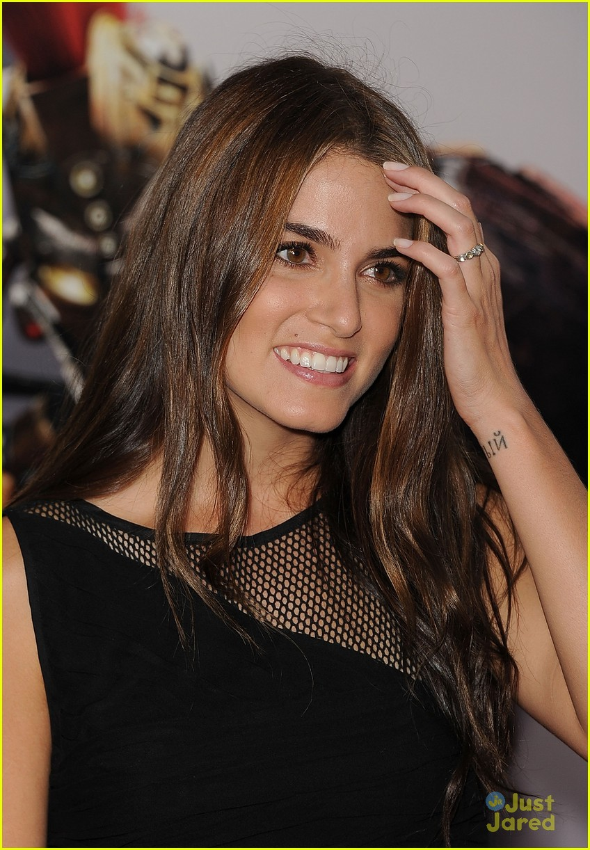 nikki reed reel steel 10