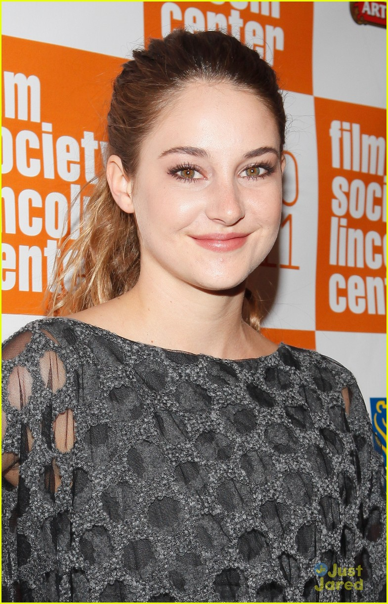 shailene woodley descendents nyff 06
