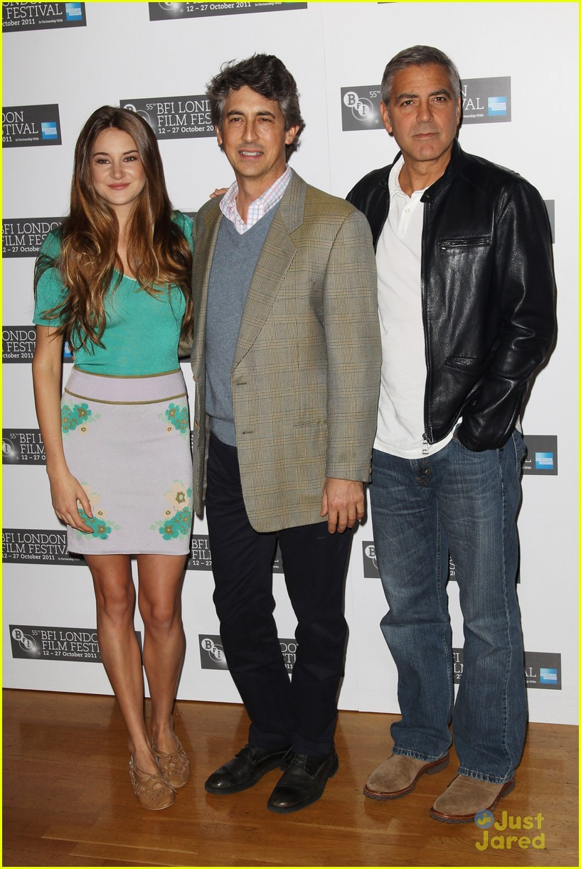 shailene woodley descendents photocall 13