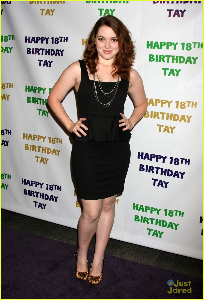 taylor spreitler birthday party 13