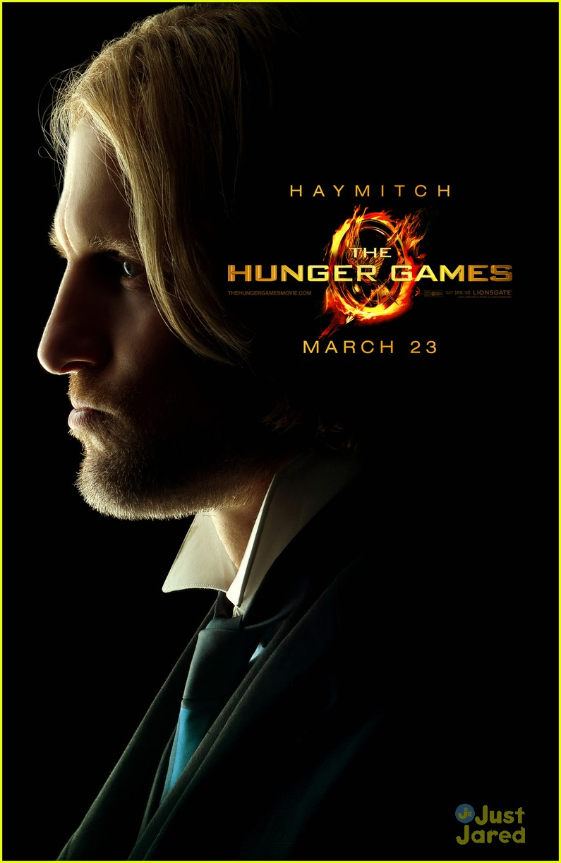 the hunger games character posters 06