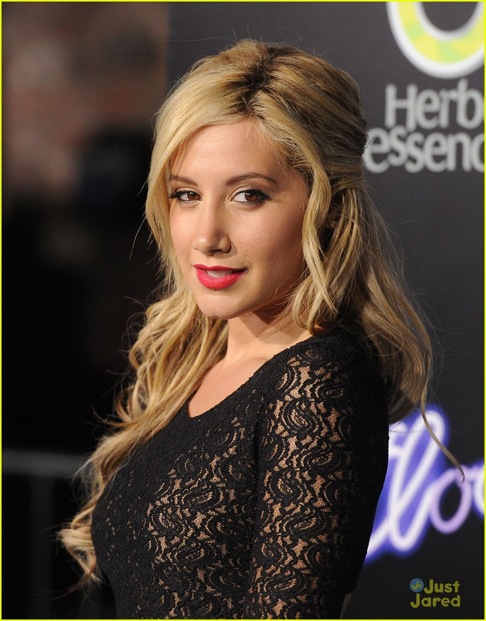 ashley tisdale footloose premiere 03