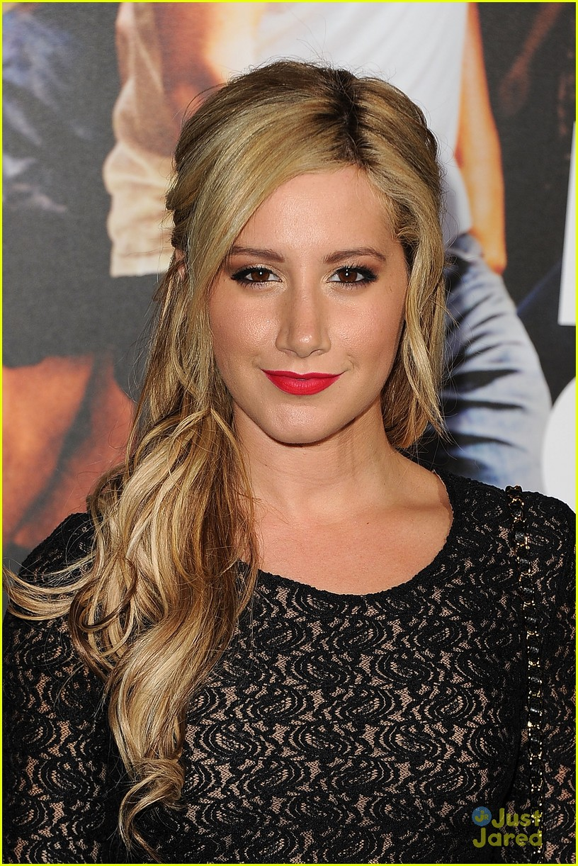 ashley tisdale footloose premiere 06